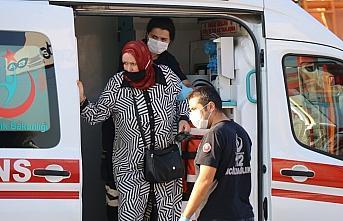 Düzce'de trafik kazasında bir kişi yaralandı
