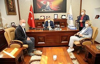 Eski CHP Milletvekili Muharrem İnce Tokat'ta