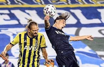 Fenerbahçe-Trabzonspor maçından notlar