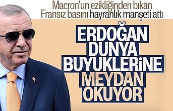 Fransız Le Monde: Erdoğan, Kremlin ve Beyaz Saray'la alay ediyor