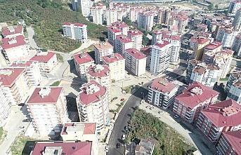 Giresun Belediyesi, şehri geliştirmek için çalışmalarını sürdürüyor