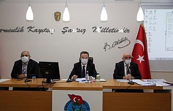 Giresun'da İl Planlama ve Koordinasyon Toplantısı yapıldı
