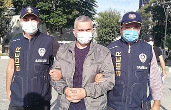 Samsun'da 48 yıl 5 ay hapis cezası bulunan firari hükümlü tutuklandı