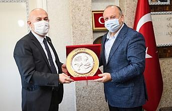 Gürcistan'ın Trabzon Başkonsolosu Japaridze, Ünye...