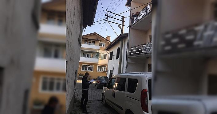 Karabük'te Kovid-19 izolasyonundaki 1900 kişi denetlendi