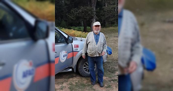 Karabük'te ormanlık alanda mantar toplarken kaybolan kişi bulundu
