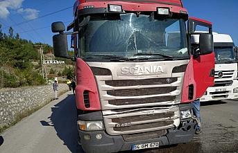 Karabük'te zincirleme trafik kazası