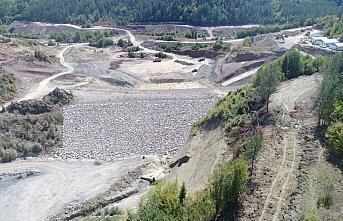 Kastamonu'da Aşağısökü Göleti ile 1600 dekar tarım arazisi suyla buluşturulacak