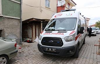 Kastamonu'da bir kişi evinin odunluğunda ölü bulundu