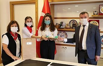 Kooperatif üyelerinden Başkan Özdemir'e ziyaret