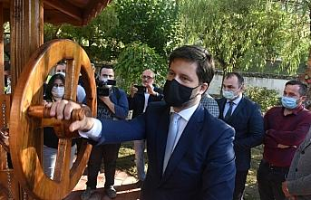 Macaristan'ın Ankara Büyükelçisi Matis, Sinop'ta...