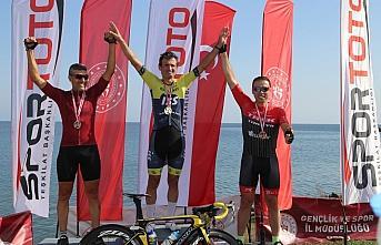 Masterlar Türkiye Yol Bisikleti Şampiyonası Ordu'da sona erdi