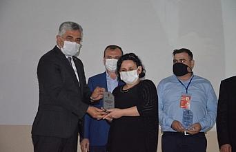 Murat Arslan yeniden AK Parti Bafra Gençlik Kolları...