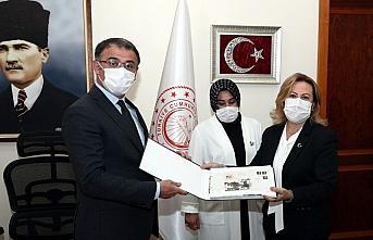 PTT'nin 180. kuruluş yıl dönümü Tokat'ta kutlandı