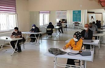 Safranbolu'da örtü altı sebze yetiştiriciliği kursu başladı