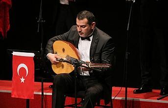 Samsun Devlet Klasik Türk Müziği Korosu, Cumhuriyetin 97. yılına özel konser verdi