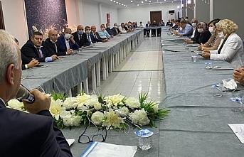 Samsun MHP'de yeni yönetim ilk toplantısını gerçekleştirdi