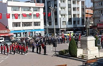 Samsun'da 29 Ekim Cumhuriyet Bayramı kutlanıyor