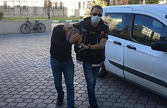 Samsun'da gözaltına alınan narkotik şüphelisi tutuklandı