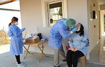 Samsun'da huzurevi sakinleri koronavirüsten sıkı...