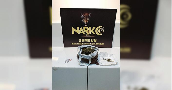 Samsun'da narkotik uygulamasında 10 kişi gözaltına alındı