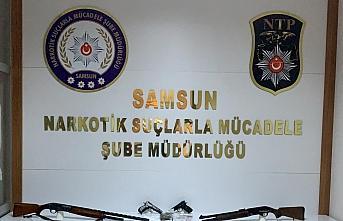 Samsun'da