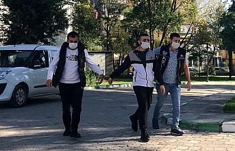 Samsun'da uyuşturucu operasyonunda 4 şüpheli yakalandı
