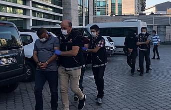 Samsun'da uyuşturucu operasyonunda bir şüpheli tutuklandı