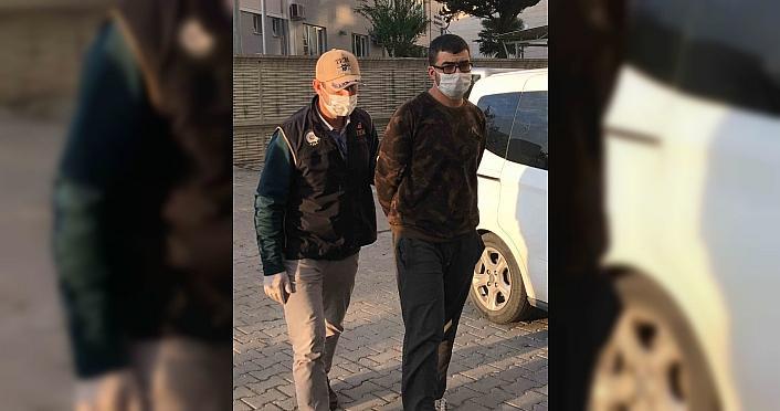 Samsun'da yabancı uyruklu 16 DEAŞ şüphelisi yakalandı
