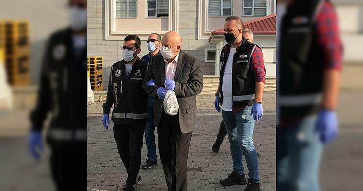 Samsun'daki silah kaçakçılığı operasyonunda...
