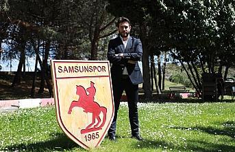 Samsunspor Genel Menajeri Aztopal: