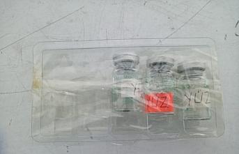 Sarp Sınır Kapısı'nda gümrük kaçağı kozmetik ürün ile bal ele geçirildi