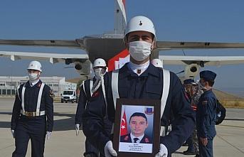 Şehit Astsubay Kıdemli Çavuş Dokumacı'nın cenazesi Çorum'a getirildi