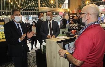 Sinop Valisi Karaömeroğlu'ndan vatandaşlara