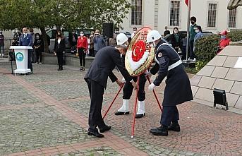 Sinop'ta 29 Ekim Cumhuriyet Bayramı dolasıyla tören düzenlendi