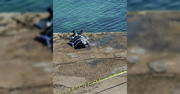 Sinop'ta denize düşen kişi hayatını kaybetti