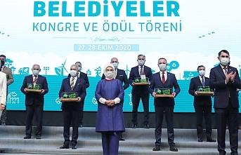 Tekkeköy Belediyesi, 'Sıfır Atık Projesi'nde ödüle layık görüldü