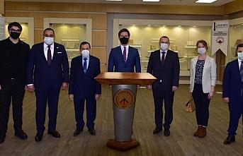 Trabzon'da Macaristan ile iş birliği konuları görüşüldü