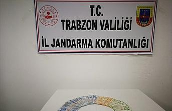 Trabzon'da uyuşturucu operasyonunda 2 kişi gözaltına...