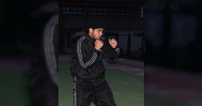 Türkiye ve Azerbaycan boks milli takımları birlikte...