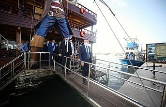 Vali Atay, Akçakoca'da düzenlenen kaymakamlar toplantısına katıldı