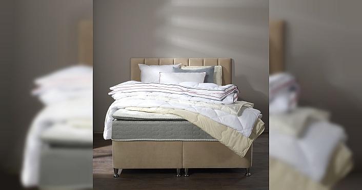 Yastık ve yorganlar yüzde 20 indirimle Koçtaş'ta