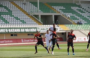 Ziraat Türkiye Kupası 1. turu: Çarşambaspor: 0 - Yozgatspor 1959: 1