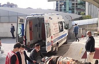 Zonguldak'ta maden ocağındaki iş kazasında bir...