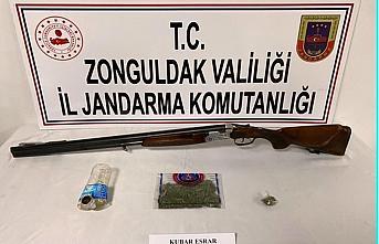 Zonguldak'ta uyuşturucu operasyonlarında 6 kişi yakalandı