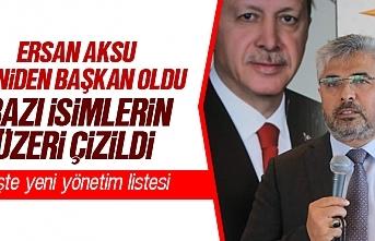 AK Parti Samsun İl Yönetimi Belli Oldu, İşte İl Yönetim Listesi İsimler