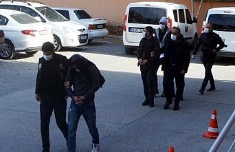 Amasya'da düzenlenen uyuşturucu operasyonunda 3 şüpheli gözaltına alındı