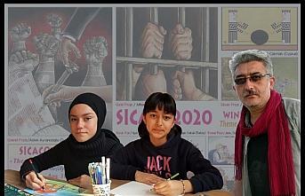 Aşkın Ayrancıoğlu ve öğrencilerine Güney Kore'den ödül