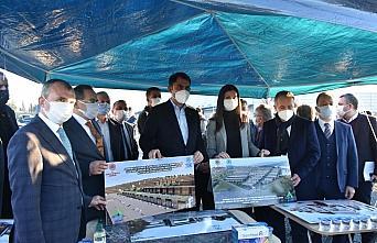 Bakan Kurum, Samsun'da ziyaret ve incelemelerde bulundu