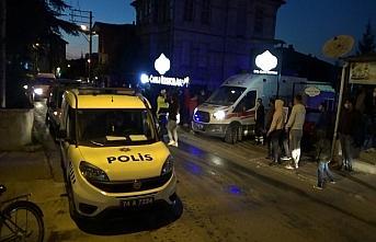 Bartın'da otomobilin çarptığı kişi ağır yaralandı
